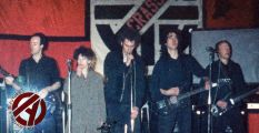 A band watched by the CIA and MI5, it´s punk impact the Crass