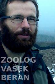 Zoolog Vašek Beran